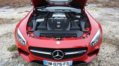 Essai Mercedes AMG GT S, est-ce assez ?