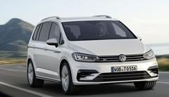 Nouveau Volkswagen Touran : enfin à jour !