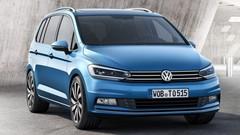 Le monospace Volkswagen Touran