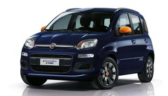 Fiat Panda K-Way, partenariat coloré