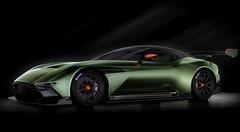 Aston Martin Vulcan : Gaydon bombarde à Genève