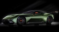 Nouvelle Aston Martin Vulcan (2015) : premières photos officielles