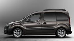 Nouveau Peugeot Partner (2015) : premières photos officielles