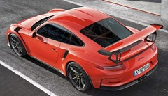 Porsche 911 GT3 RS : au top