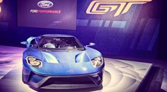 Ford GT, la résurrection ? Ford GT, la résurrection ?