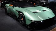 Aston Martin Vulcan : pistarde sur-mesure