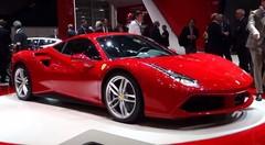 La Ferrari 488 GTB en vidéo
