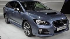 Subaru Levorg : la WRX fait un break