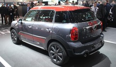 Mini Countryman Park Lane : la déception - En direct du salon de Genève 2015