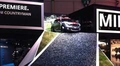 Mini Countryman Park Lane : le SUV chic domine le salon de Genève 2015