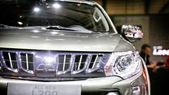 Nouveau Pick Up Mitsubishi L200