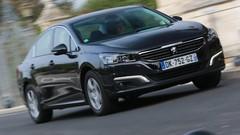 Essai Peugeot 508 1.6 THP 165 Allure : Douceur et vigueur