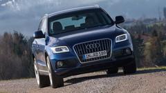 Essai Audi Q5 2.0 TDI 190 S tronic Ambiente : Diesel de luxe