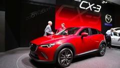 Les prix du Mazda CX-3