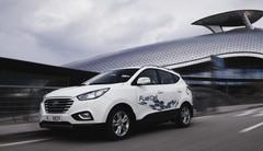 Hyundai France affiche son ix35 Fuel Cell à moins de 60 000 euros