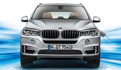 BMW X5 xDrive 40e au Salon de New-York