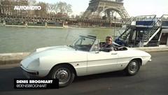 Emission Automoto : XE; Mégane Trophy R; C63 S AMG