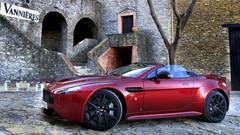 "Essai Aston Martin V12 Vantage S Roadster : ""submersive"""