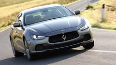 Maserati : demande en baisse sur les Ghibli et Quattroporte