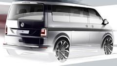 Volkswagen T6 : premier teaser, révélation le 15 avril