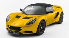 Lotus Elise 20th Anniversary, 10 kg de moins