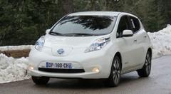 Mon « rallye » en Nissan Leaf électrique !