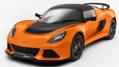 Lotus Exige S Club Racer : pour les pistards