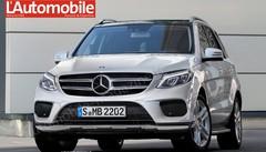 Mercedes GLE : Unité retrouvée