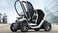 Le Renault Twizy 45 accessible dès 14 ans