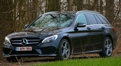 Essai Mercedes C220 CDI Break : La démonstration !