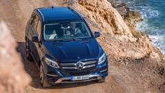 Mercedes GLE : Nouvel état civil, nouveau contenu