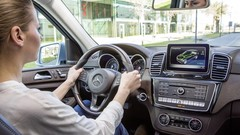 Mercedes GLE (2015) : une version hybride rechargeable de 442 ch