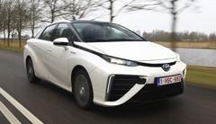 Essai Toyota Mirai : en route pour le futur