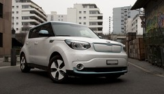 Essai Kia Soul EV: crossover électrisé