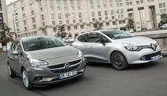 Match Opel Corsa vs Renault Clio: et la meilleure citadine 2015 est