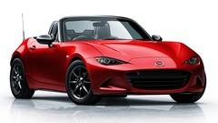 "Salon New York 2015 : avec une version ""agressive"" du Mazda MX-5"