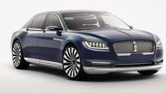 Lincoln dévoile la Continental Concept