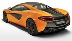 """McLaren dévoile la """"petite"""" 570S"""