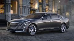 Salon New York 2015 : Cadillac CT6