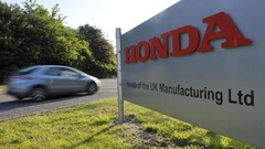 Honda : la production du CR-V expatriée au Canada