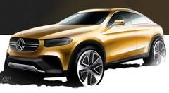 Mercedes GLC Coupé : un concept car au salon de Shanghai