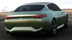 Kia Novo Concept : le fastback d'inspiration coréenne