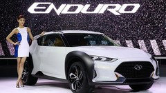 Hyundai s'engage dans l'Enduro