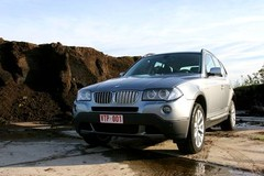 Essai BMW X3 3.0sd : tempête mazoutée