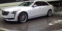 Cadillac CT6 : la BMW série 7 en ligne de mire