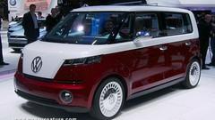 L'électrique plus pratique pour un nouveau minibus VW