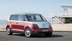 Volkswagen : un van 100% électrique ?