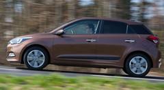 Essai Hyundai i20 1.4: en attendant le downsizing