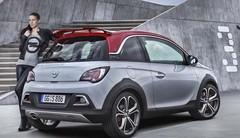 Opel Adam Rock S : La nouvelle Opel n'est vraiment pas mignonne