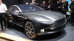 Aston Martin : un crossover pour 2019
